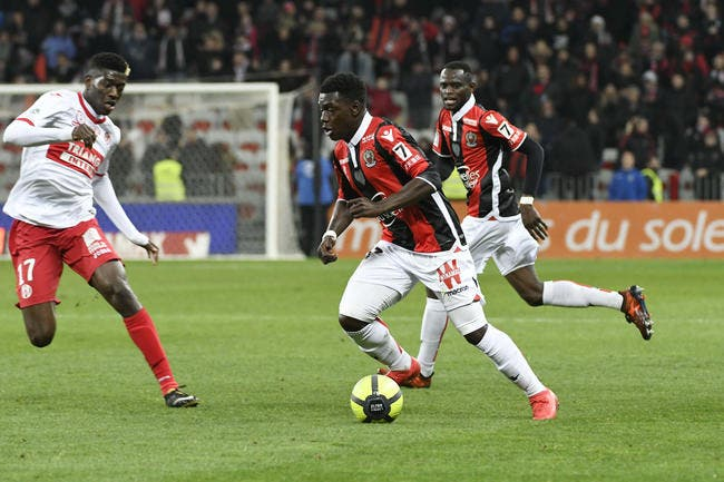 Nice : Sans Balotelli, le Gym tire la langue