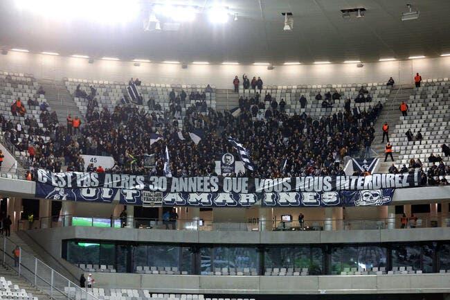 Bordeaux : 50 Ultras en garde à vue depuis samedi, ça hurle !