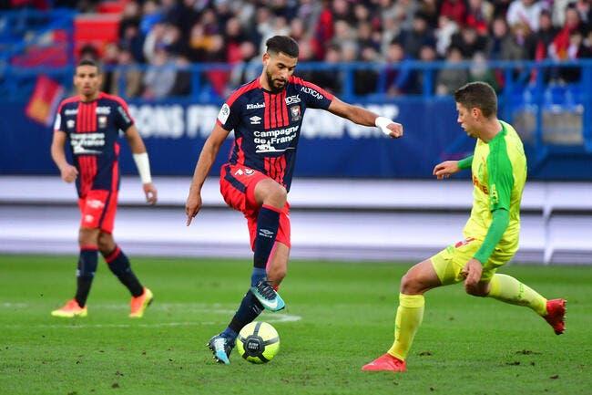 Caen - Nantes : 3-2