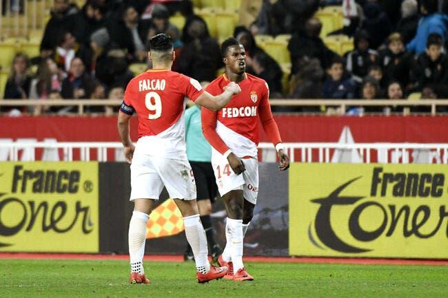 L1 : Monaco prend sa revanche face à l'OL, à 10 contre 11