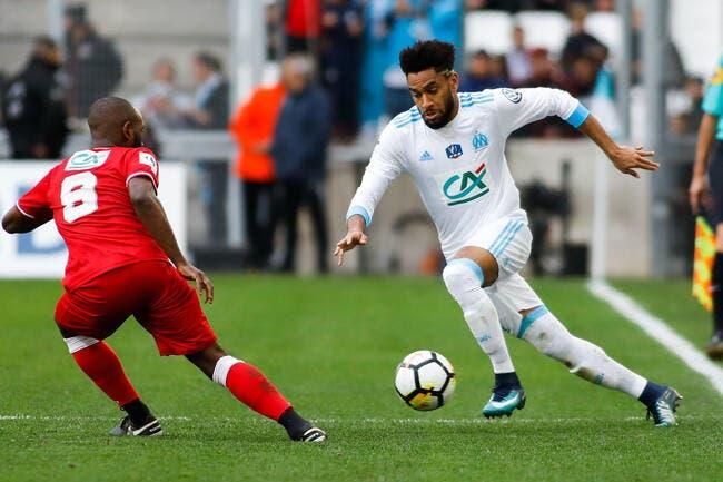 Coupe de France : Bourg-en-Bresse - Marseille en direct