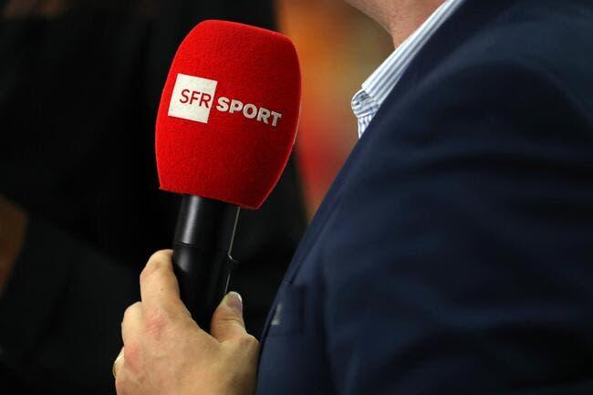 TV : SFR Sport avoue une erreur à 450ME