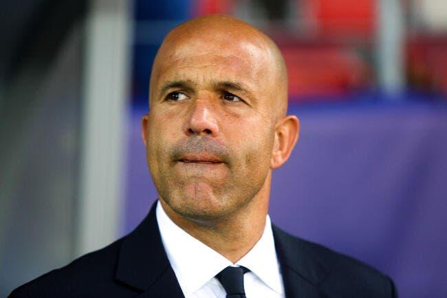 Luigi Di Biagio va bientôt être nommé sélectionneur par intérim de l'Italie