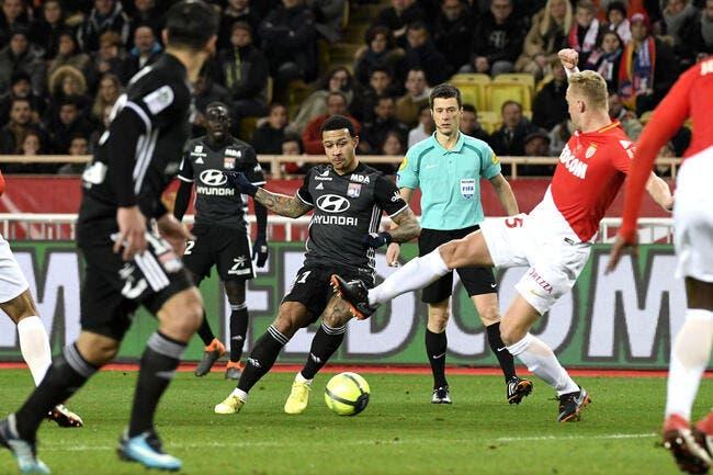 EN DIRECT. Monaco-Lyon (2-2) : compliqué pour l'ASM
