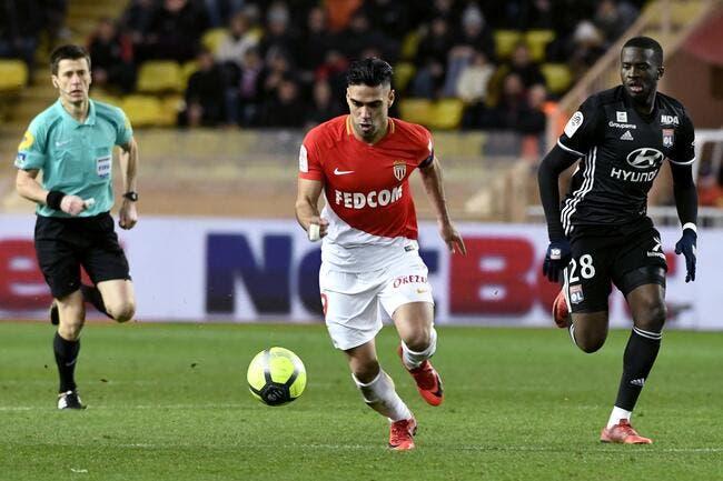Mauvaise nouvelle pour Falcao — Monaco