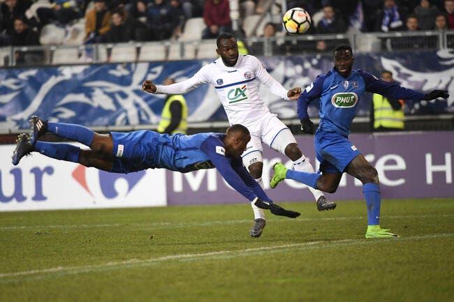 Grenoble - Strasbourg : 0-3