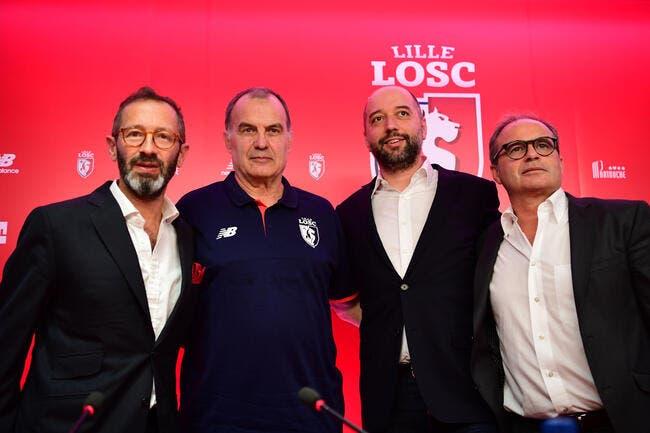 LOSC : Luis Campos se lâche comme jamais sur Marcelo Bielsa