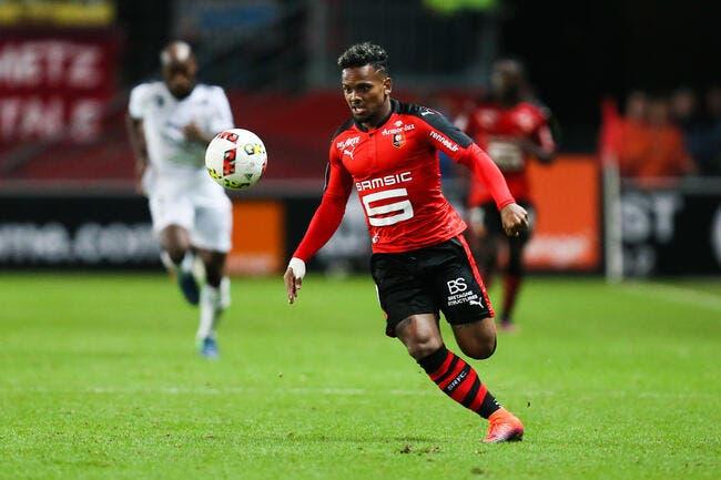 Contrat résilié pour Kermit Erasmus avec Rennes — Officiel