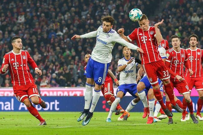 Bundesliga : Le Bayern Munich tape Schalke 04