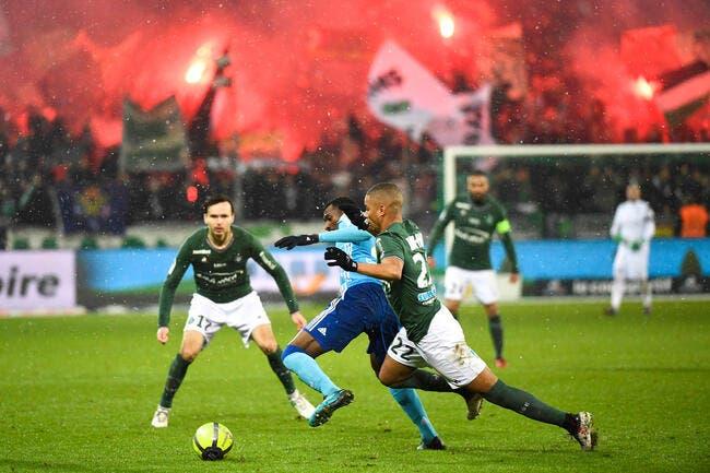 Ligue 1 : Saint-Étienne-Marseille, en direct à 20 h 45