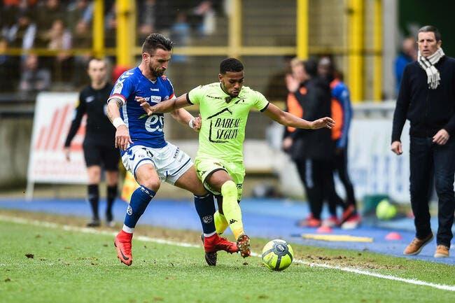 Strasbourg se reprend contre Troyes en Championnat