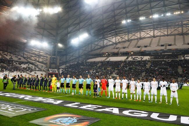 OM : L'Europa League n'attire pas les foules à Marseille...