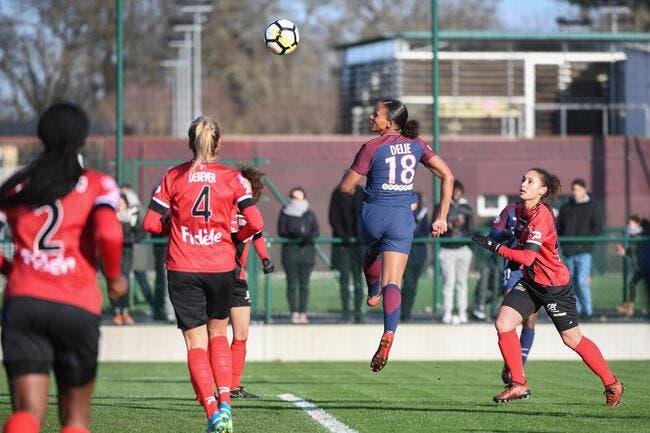 Un mouvement de grève dans le football féminin?