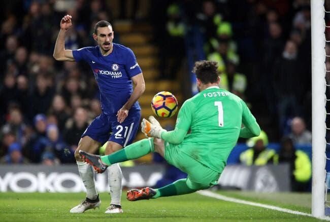 Chelsea - West Bromwich Albion 3-0