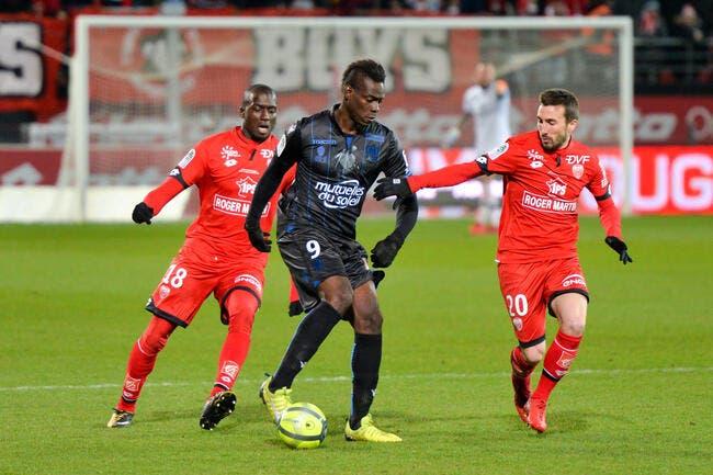 OGCN : Balotelli insulté à Dijon ? SOS Racisme s'en prend à Dall'Oglio