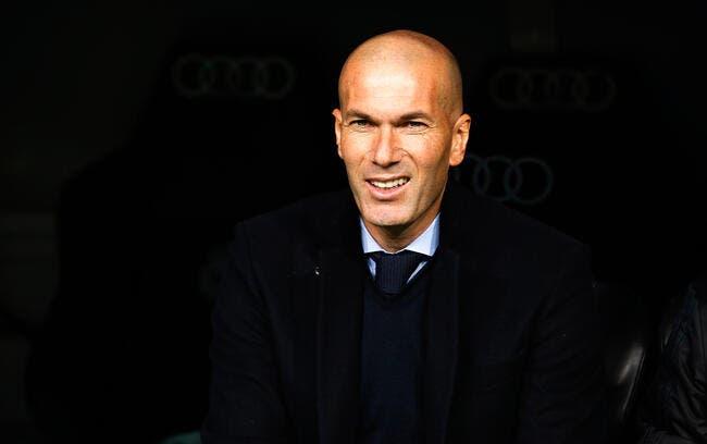 Real-PSG : C'est la guerre, Zidane convoque 24 joueurs pour le choc !