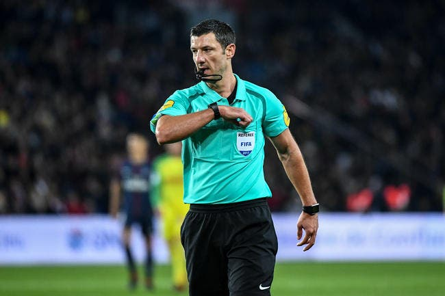 Ligue 1 : La réponse des arbitres au CRAN