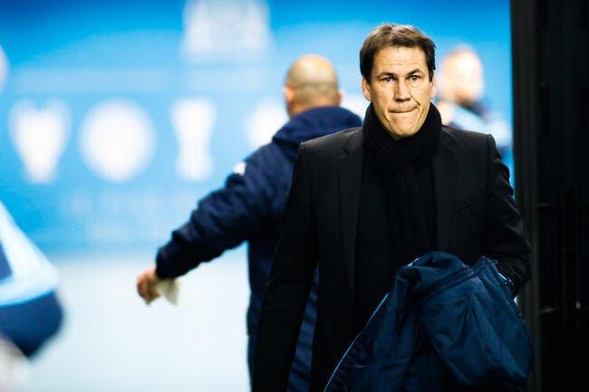 OM: Garcia en colère, ça a chauffé dans le vestiaire!