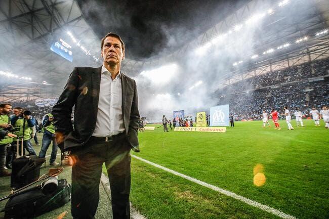 OM : Non, Rudi Garcia ne sera pour le PSG mercredi soir !