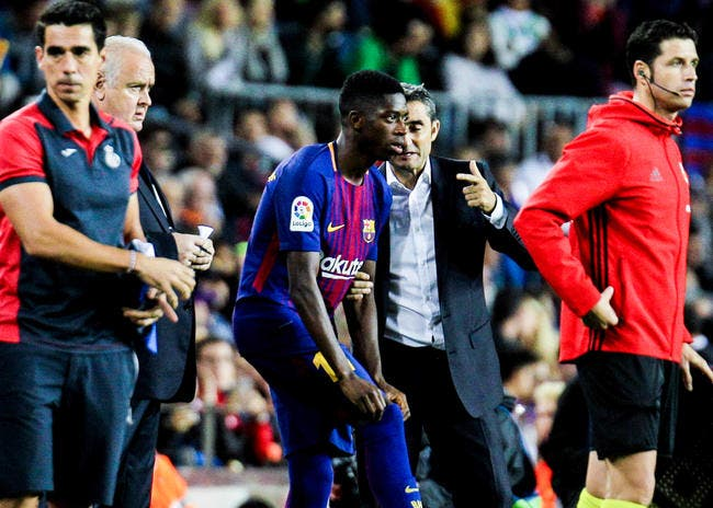 Performances, blessures, fast food… Dembélé inquiète le Barça