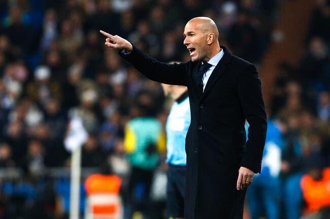 PSG: Nacho seul face à Neymar, Zidane n'est pas fou…