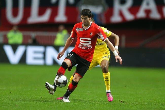 SRFC: Yoann Gourcuff fait rêver Lamouchi… à l'entraînement