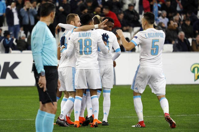 EL : L'OM écrase Braga et met un pied en huitièmes