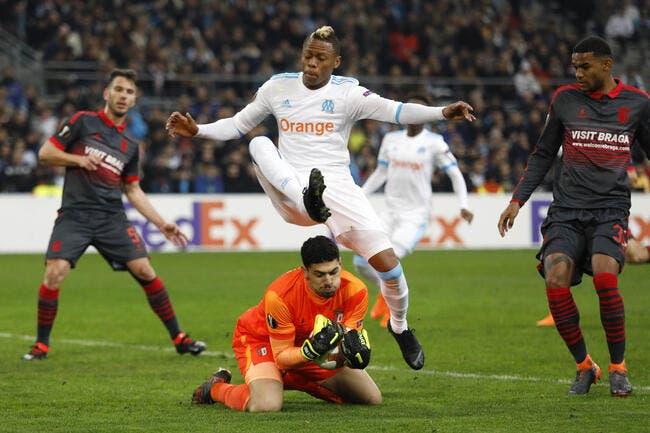 OM - Braga : 3-0