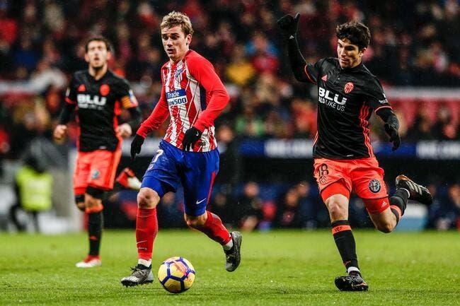 Barça: Un fol échange Dembélé-Griezmann à l'étude