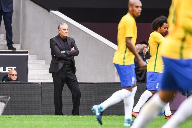 Brésil - Les Brésiliens du PSG assurés de disputer la CDM 2018 !