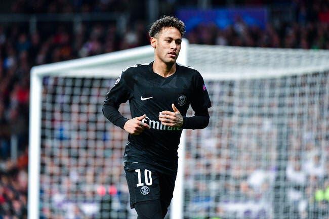 PSG: Coup de foudre à Madrid, Neymar a craqué pour le Real