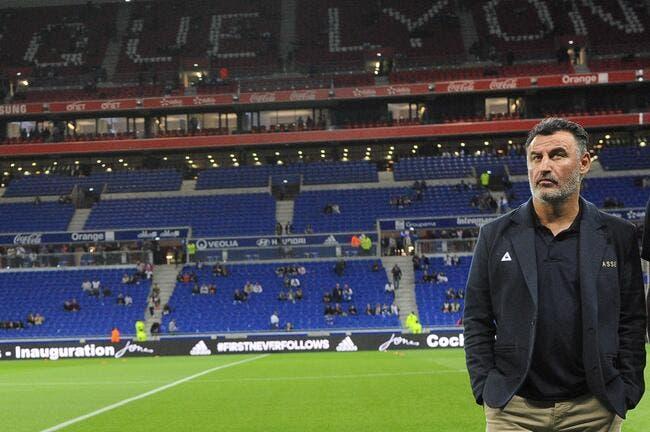 LOSC : ASSE-OL ou pas, Galtier craint ce Lyon blessé