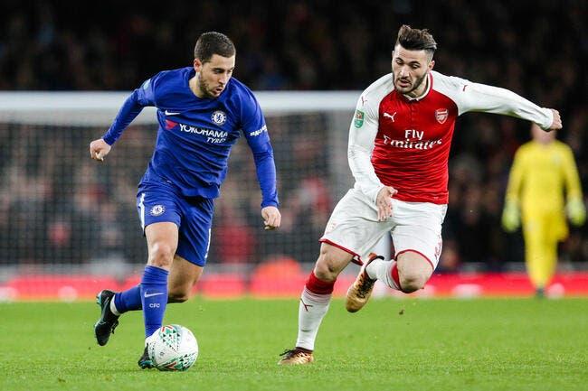 Mercato : Le Real ou le PSG, Hazard sait à qui il fait de l'effet
