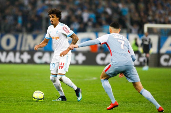 Sylvinho va superviser Malcom et Luiz Gustavo — OM-Bordeaux
