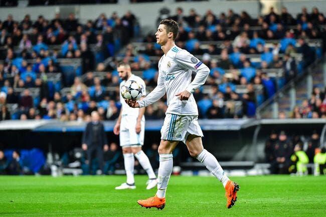 Real-PSG: Ce doublé de Cristiano Ronaldo a dégoûté une légende du Barça