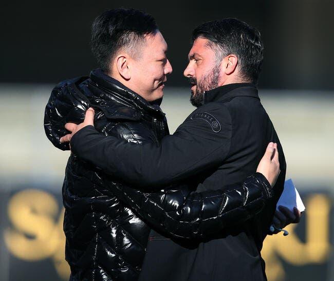 Ita : Le propriétaire chinois du Milan AC en faillite ?