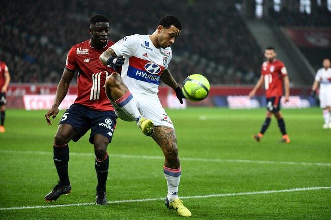 OL : Riolo enterre Memphis, un « échec » du mercato à Lyon