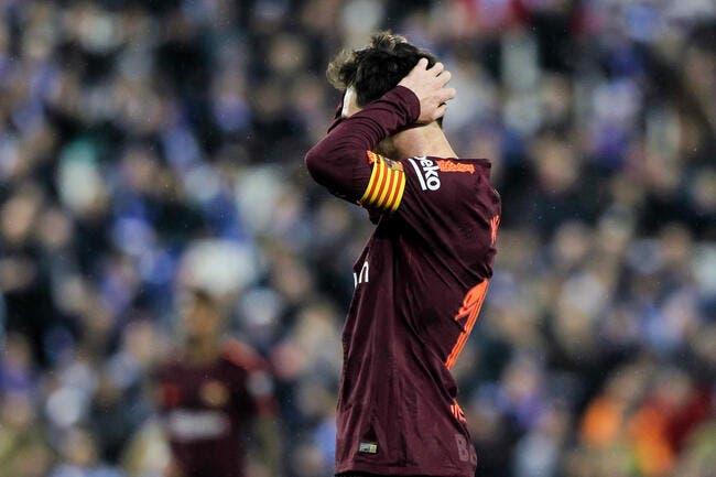 Barça: La fin de l'énorme bug de Messi face à Chelsea?