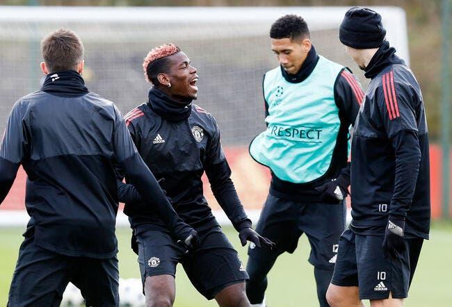 EdF: Pogba va adorer la dernière interview de Didier Deschamps