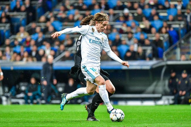 PSG-Real : L'hécatombe continue au Real Madrid