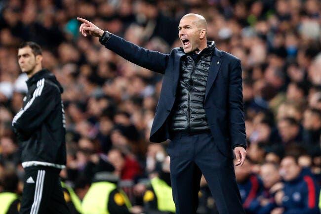 PSG : Zidane au PSG, la presse espagnole remet une pièce !