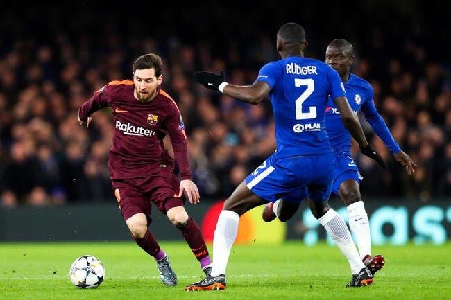 Une demi-occasion, et Lionel Messi met tout le monde d'accord
