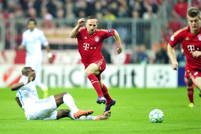 OM : Ribéry, l'incroyable come-back à l'OM au mercato !