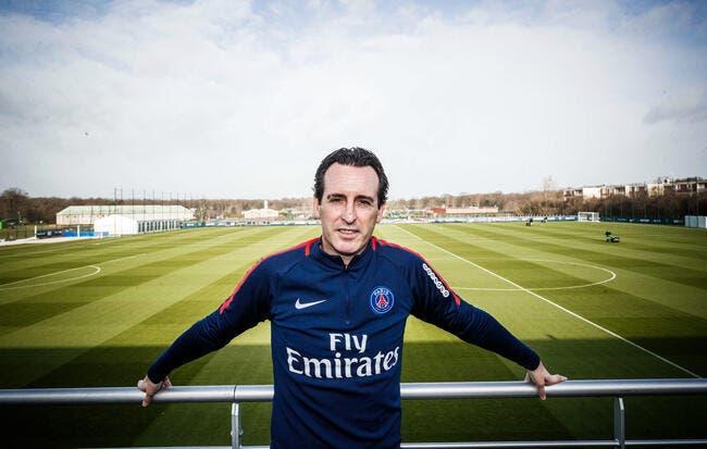 PSG : Le colossal message d'Emery aux supporters du PSG !