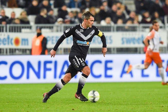 Girondins - Martin souligne