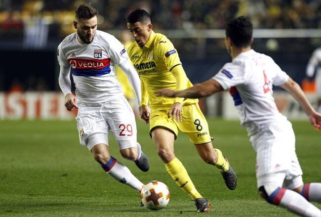 Lopes forfait pour le derby — Lyon