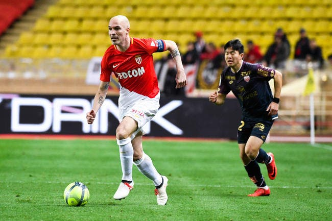 Andrea Raggi est certain de finir 2e de Ligue 1 — AS Monaco