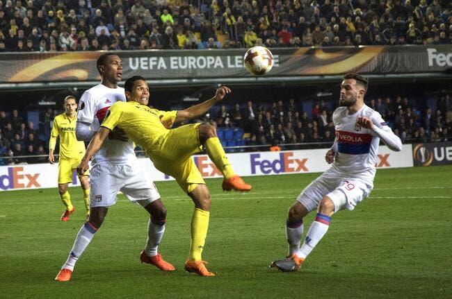 Villarreal - OL : 0-1