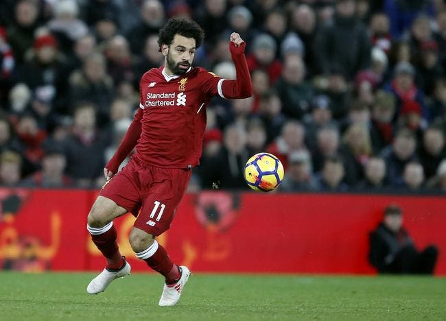 Barton rêve d'y voir Mohamed Salah — OM