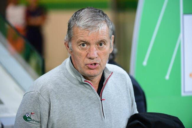 ASSE : Santini voit les Verts faire des misères à l'OL